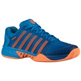 K-Swiss Mens Hypercourt Express - Blue/Orange