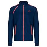 3222aff0 BidiBadu Aton Tech Jacket - Dark Blue/Red
