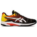 Asics Solution Speed FF Clay Mens Koi/Black