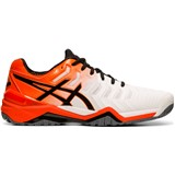Asics Gel-Resolution 7 Men White/Koi