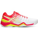Asics Gel-Resolution 7 Women - White/Laser Pink
