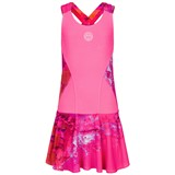 BidiBadu Girls Zade Tech Dress (2 in 1) - Pink/Red