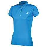 Babolat Ladies Core Club Polo - Diva Blue