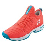 Yonex Ladies FusionRev 3 Allcourt - Coral Orange