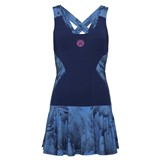 BidiBadu Girls PanyaTech Dress (2 in 1) - Dark Blue/Turquoise