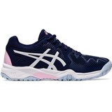 Asics Gel-Resolution 8 GS Girls - Peacoat/Cotton Candy