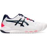 Asics Gel-Resolution 8 Women - White/Peacoat
