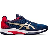 Asics Gel-Solution Speed FF Clay Mens - Peacoat/Champagne