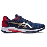 Asics Gel-Solution Speed FF Hardcourt Mens - Peacoat/Champagne