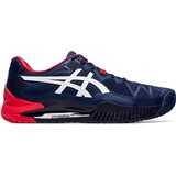 Asics Gel-Resolution 8 Hardcourt Men - Peacoat/White