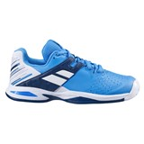 Babolat Propulse Allcourt Junior - White/Blue