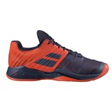 Babolat Mens Propulse Fury Clay - Black/Red