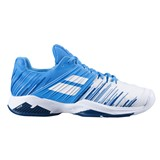 Babolat Mens Propulse Fury Allcourt - White/Blue