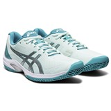 Asics Court Speed FF Clay Women - Mint/Silver