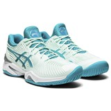 Asics Court FF 2 Women - Mint/Lagoon