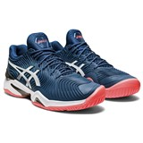 Asics Court FF 2 - Mako Blue/White