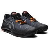 Asics Gel-Resolution 8 L.E. Clay Women - Black/Sunrise Red