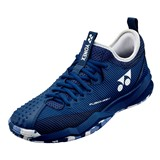 Yonex FusionRev 4 Mens Clay - Navy/Ice Blue